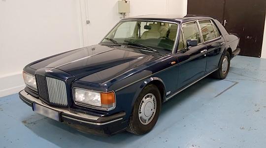 Bentley Mulsanne Turbo-R 1987